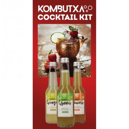 Kombutxa Premium Cocktail Kit 16x275 ml - 7