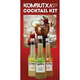 Kombutxa Special Cocktail Kit 6x275 ml - 11